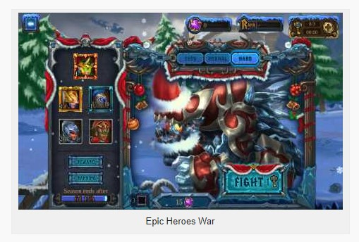 Epic Heroes War 1.10.2.318 Apk + Mod for android