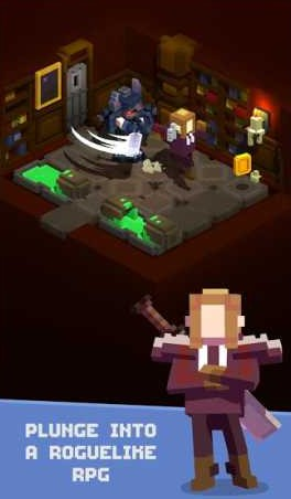 Tiny Tomb: Dungeon Explorer 1.09 Apk + Mod for android