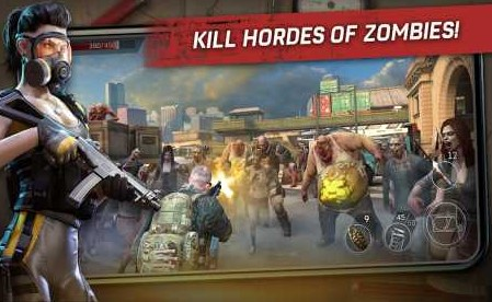 Left to Survive: PvP Zombie Shooter 3.6.0 Apk + Mod (Unlimited Ammo)