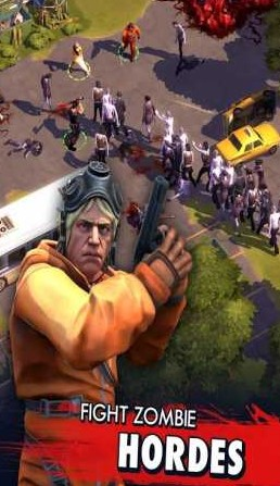 Zombie Anarchy War & Survival 1.3.1c Apk Full for android
