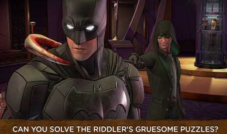 Batman: The Enemy Within 0.12 Apk + Data