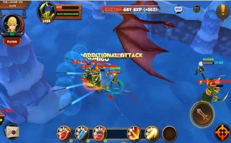 Guardian Prelude : Pure MMORPG 1.0.19 Apk + Data for android