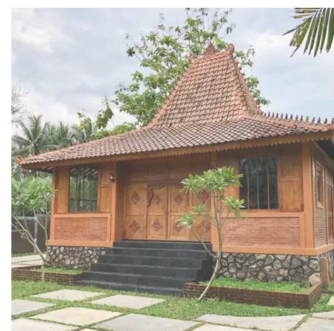 Rumah Adat Jawa Barat: jenis, ciri, desain, struktur